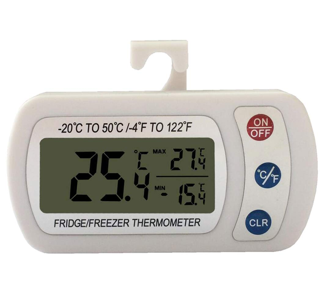 Selling Meichoon High-Precision Manufacturer regenerated product Refrigerator Freezer Thermometer Waterpr