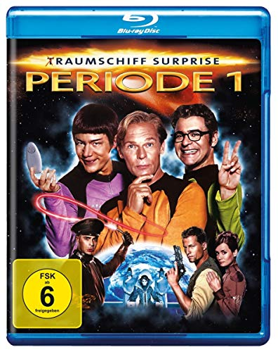 TRaumschiff Surprise - Periode 1 [Blu-ray]