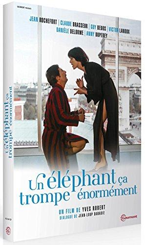 Un Éléphant ça trompe énormément Francia DVD