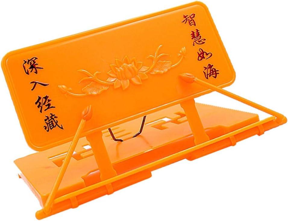 WINOMO Foldable Cookbook Stands Holders Recipe Book Stand Docume