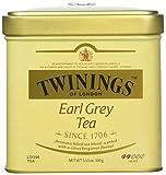 Twinings Classics Earl Grey Tea Loose Tea 3.53 oz Tin - Pack of 3