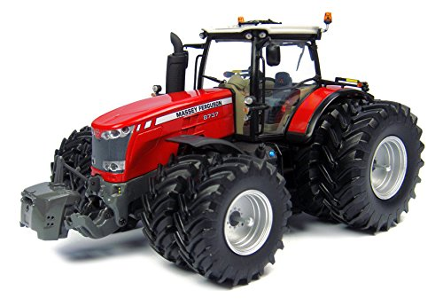 Massey Ferguson 8737 Traktor mit Rädern