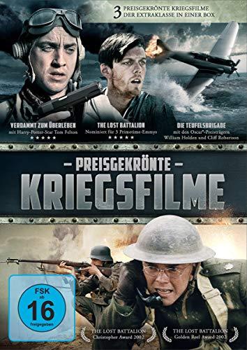 Preisgekrönte Kriegsfilme [3 DVDs]
