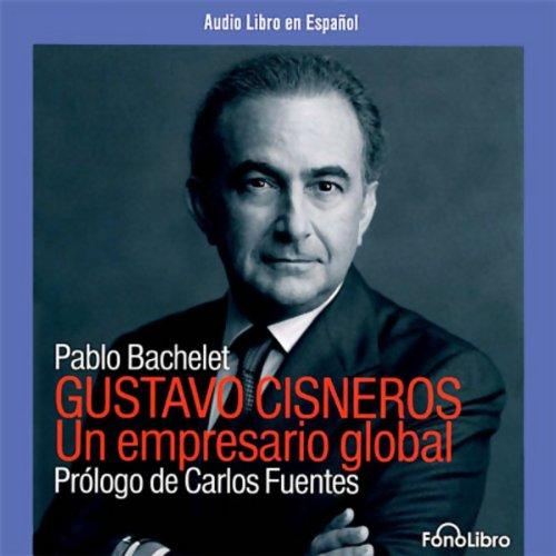 Gustavo Cisneros audiobook cover art