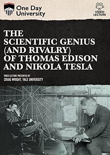 The Scientific Genius (And Rivalry) Of Thomas Edison And Nikola Tesla