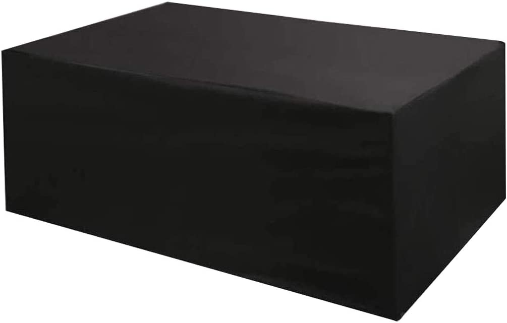 ZHCHL Furniture Inventory cleanup selling free sale Covers 86x86x35in Rectangular Garden