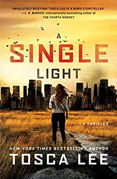A Single Light by Tosca Lee science fiction and fantasy book and audiobook reviews