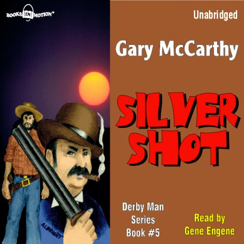 Silver Shot audiobook cover art