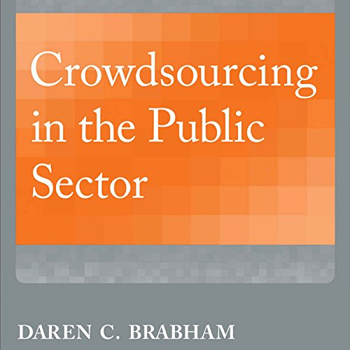 Crowdsourcing in the Public Sector audiobook cover art