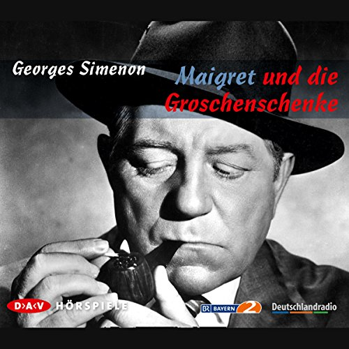 Maigret und die Groschenschenke Titelbild