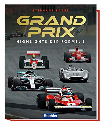 GRAND PRIX: Highlights der Formel 1