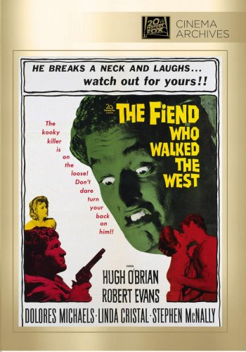 Fiend Who Walked The West / (B&W Mono) [DVD] [Region 1] [NTSC] [US Import]