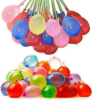 مجموعة بالونات يمكن ملؤها بالماء او الهواء للحفلات - 111 قطعة