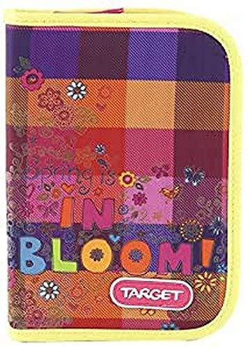 Target Cible Kids 'Reflex en Fleurs Trousse, Multicolore, Taille Unique