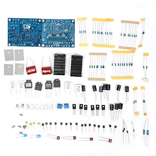 Ongoion Leistungsverstärkerplatine, Zweikanal-Leistungsverstärker-Kit, Lange Lebensdauer für Philips/KEC-Transistoren