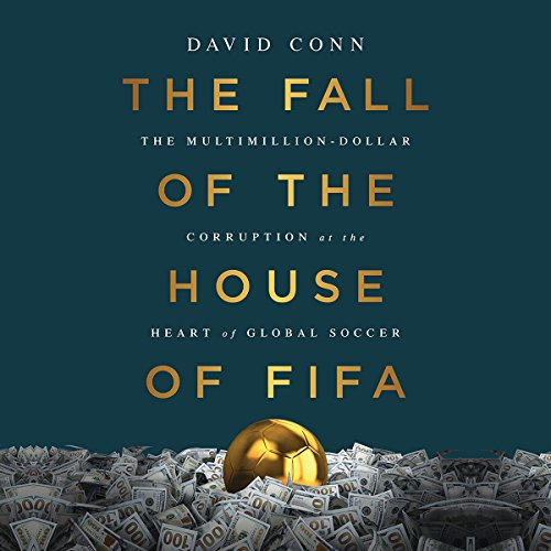 The Fall of the House of FIFA audiobook cover art