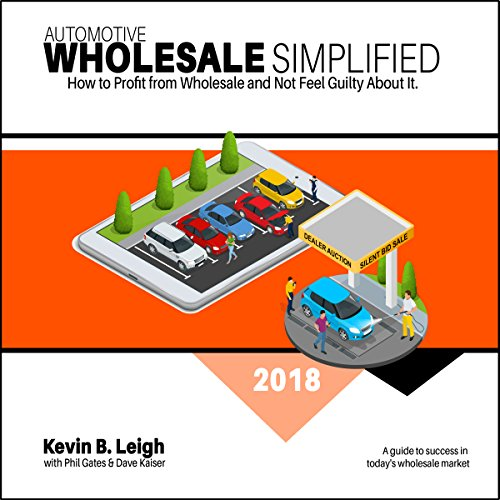 Automotive Wholesale Simplified  audiobook cover art