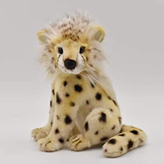 """HANSA Plush - 8"""" Cheetah Cub"""
