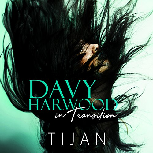 Davy Harwood in Transition audiobook cover art