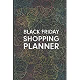 Black Friday Shopping Planner: Christmas And Thanksgiving Holiday Gift Black Friday Shopping Planner and Organizer