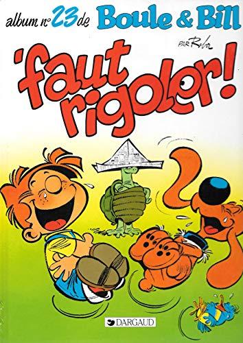 Boule et Bill, Tome 23 : Faut rigoler !