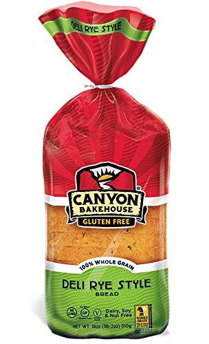 Canyon Bakehouse Deli Rye Gluten-Free Bread