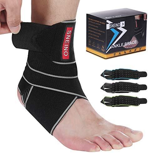 SNEINO Ankle Brace for Women Men Ankle Brace Stabilizer Ankle Brace for Women Sprained Ankle product image