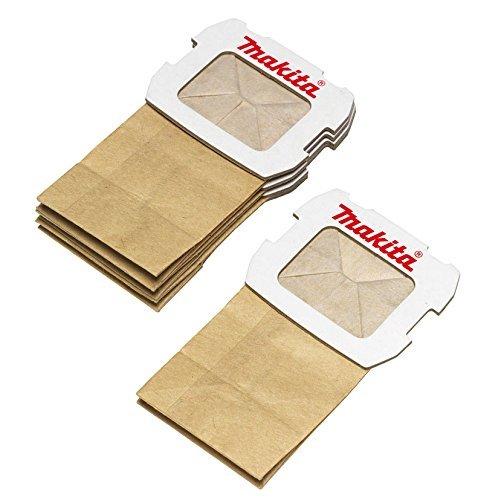 Makita 194746-9 Dust bag vacuum supply - vacuum supplies (Dust bag, Paper, BO4558 / BO4565 / BO5030 / BO5031 / BO3710 / BO3711 / MT924) by Makita