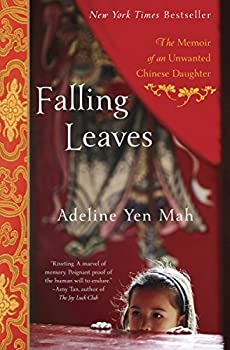 Paperback Falling Leaves: The Memoir of an Unwanted Chinese Daughter Book
