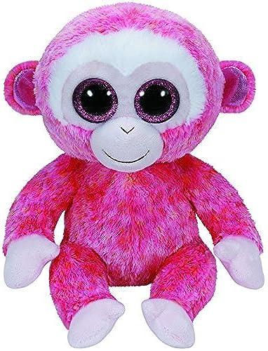 TY Beanie Boo Buddy 9  Plush Rosa Monkey Ruby by Beanie Boos