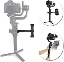 Anbee Aluminum-Alloy Extension Monitor Holder Tablet Stand/Cell Phone Clip Mount for DJI Ronin-S/SC Handheld 3-Axis Gimbal Stabilizer