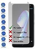 9H Premium Bildschirmschutzfolie aus gehärtetem Glas für BQ Aquaris V