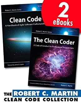 The Robert C. Martin Clean Code Collection (Collection) (Robert C. Martin Series) by [Robert C. Martin]