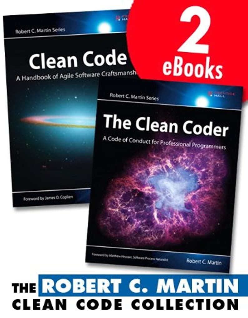 ジャングルペインボアThe Robert C. Martin Clean Code Collection (Collection) (Robert C. Martin Series) (English Edition)