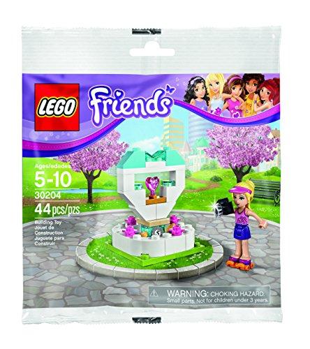 LEGO Friends 30204 Der Wunschbrunnen mit Stephanie auf Skates mit Kamera