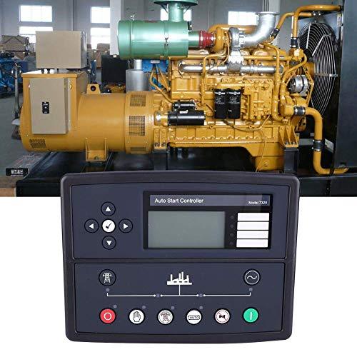SPRINGHUA Controlador de Inicio automático, Control automático de Arranque del generador del Grupo electrógeno Módulo de Piezas DSE7320