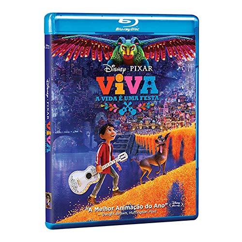 Viva A Vida É Uma Festa [Blu-ray]