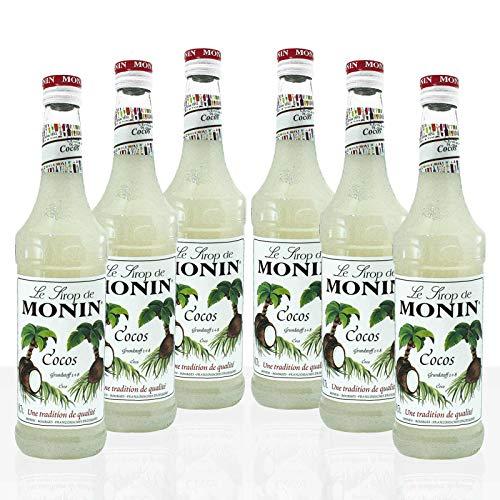 Monin Sirup Kokos 6 x 0,7l