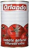 Orlando - Tomate natural - Triturado extra - 4.2 kg