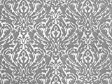 Vorhangstoff Chenille Jacquard Dinastia Ornamente Barock