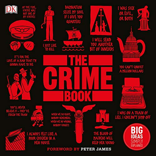 The Crime Book Titelbild
