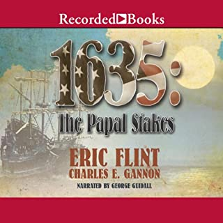 1635 audiobook cover art