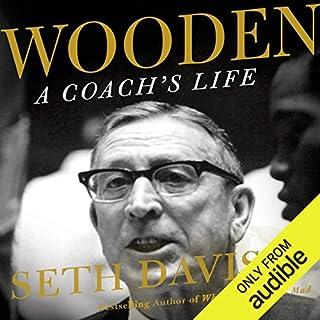 Wooden audiobook cover art