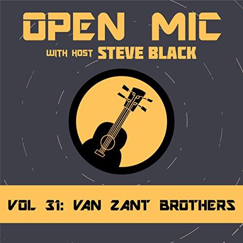 Van Zant Brothers audiobook cover art