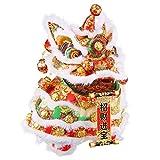 Piececool 3d立体パズル メタリックナノパズル ライオン(金)パーツ数:112個 ナノパズル 3Dパズル 誕生日 クリスマス プレゼント 贈り物