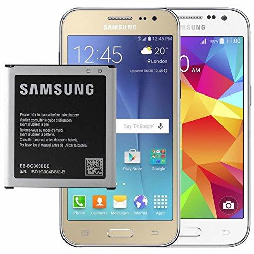 SPARFIX® - Batterie EB-BG360BBE Originale Samsung 2000mAh Pour Samsung Galaxy J2