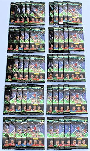 XL Panini Adrenalyn Road to UEFA Euro 2020 - 50 Booster = 300 Karten