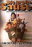 Die große Sause - Louis de Funès - Filmposter A1 84x60cm