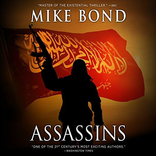 Assassins audiobook cover art