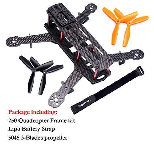 Readytosky 250mm FPV Racing Quadcopter Drone Frame Kit